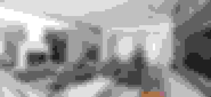 Гостиная в . Автор – MARTINarchitects