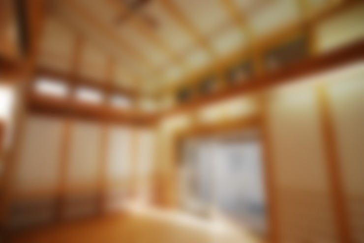 リビングルーム: SSD建築士事務所株式会社が手掛けたリビングです。