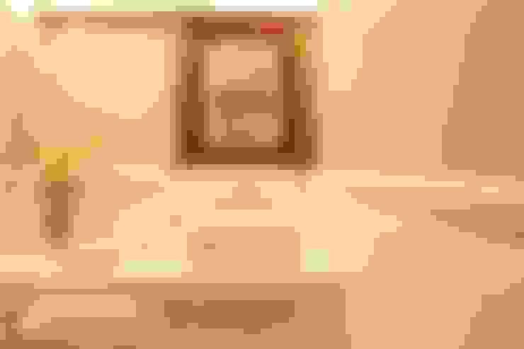 Lavabo: Banheiros  por Pereira Reade Interiores