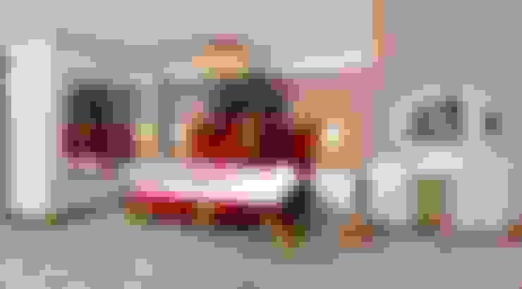 Dormitorios de estilo  de Mozza dİzayn