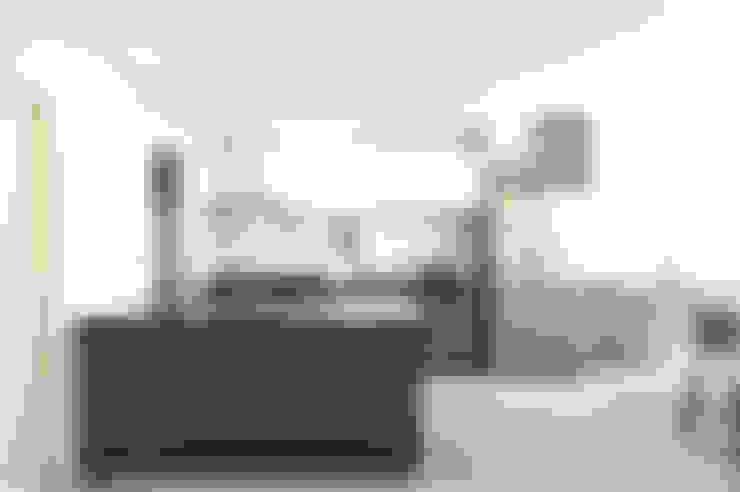 동탄주택: 춘건축의  주방
