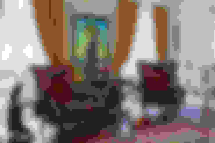 Гостиная: Гостиная в . Автор – Bituleva Project