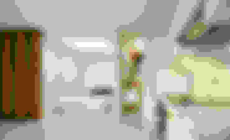 Peter Pichler Architecture:  tarz Yatak Odası