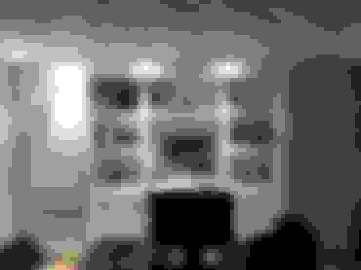 Mimark Tasarım Proje Uygulama Ltd. Şti. – Kargen Sitesi Villa:  tarz Çalışma Odası