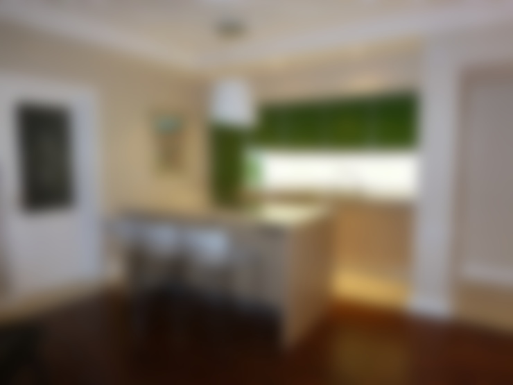 Mimark Tasarım Proje Uygulama Ltd. Şti. – Kargen Sitesi Villa:  tarz Mutfak