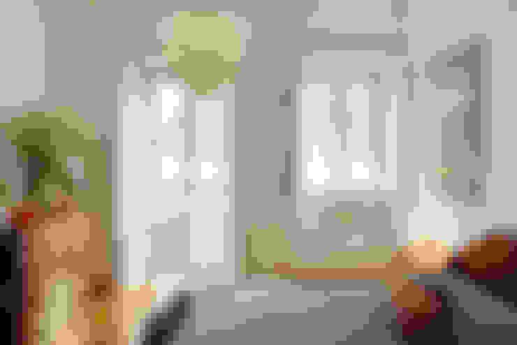 Dormitorios de estilo  por Tiago Patricio Rodrigues, Arquitectura e Interiores