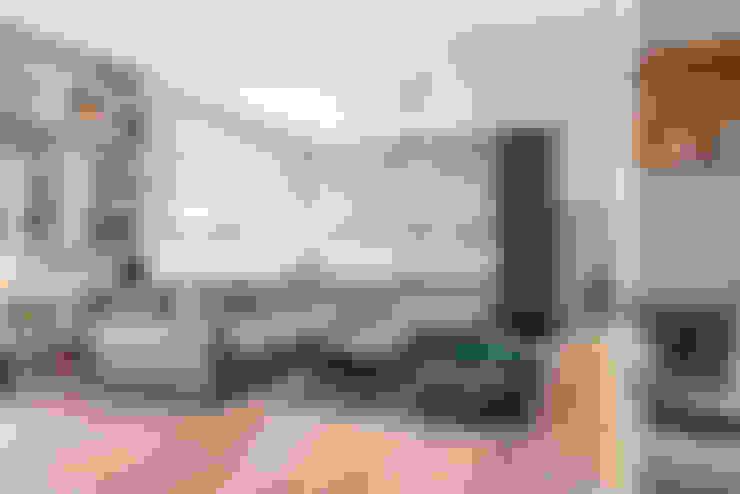 غرفة المعيشة تنفيذ formativ. indywidualne projekty wnętrz
