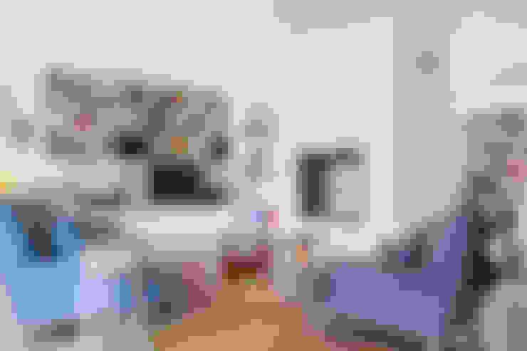 Salas de estar  por deDraft Ltd