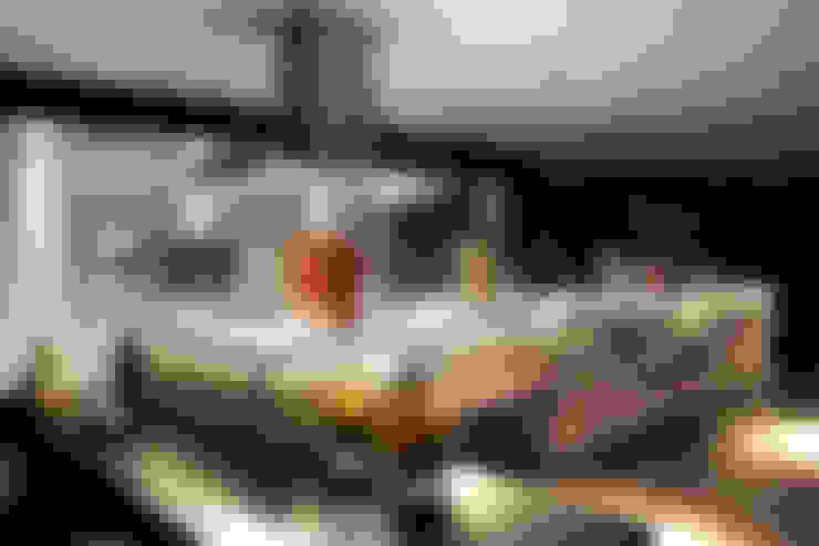 As Tasarım - Mimarlık – SAHİLEVLERİ PROJE:  tarz Mutfak