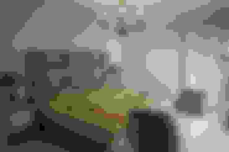 Спальная комната  в . Автор – AYAYAPITASARIM