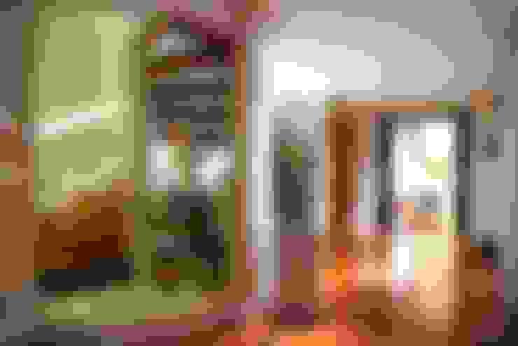 الممر والمدخل تنفيذ MeyerCortez arquitetura & design
