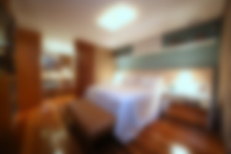 MeyerCortez arquitetura & designが手掛けた寝室