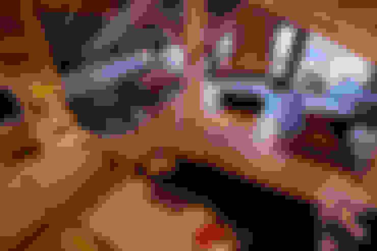 shep&kyles design:  tarz Oturma Odası