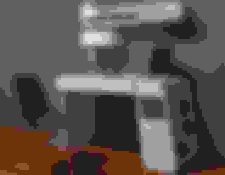 Studeerkamer/kantoor door İki İç Mimar