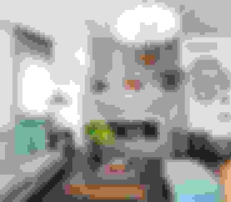Новогорск 2: Гостиная в . Автор – Roomsbyme