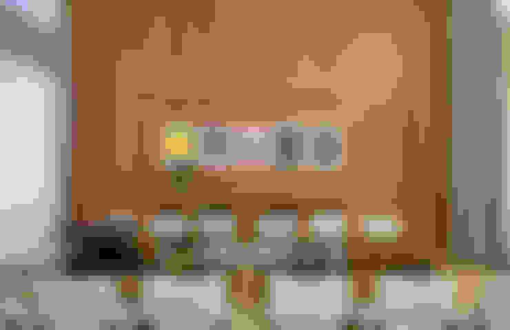 غرفة السفرة تنفيذ Beth Marquez Interiores