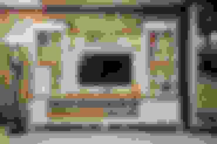 Living room by Akabe Mobilya San ve Tic. Ltd. Şti