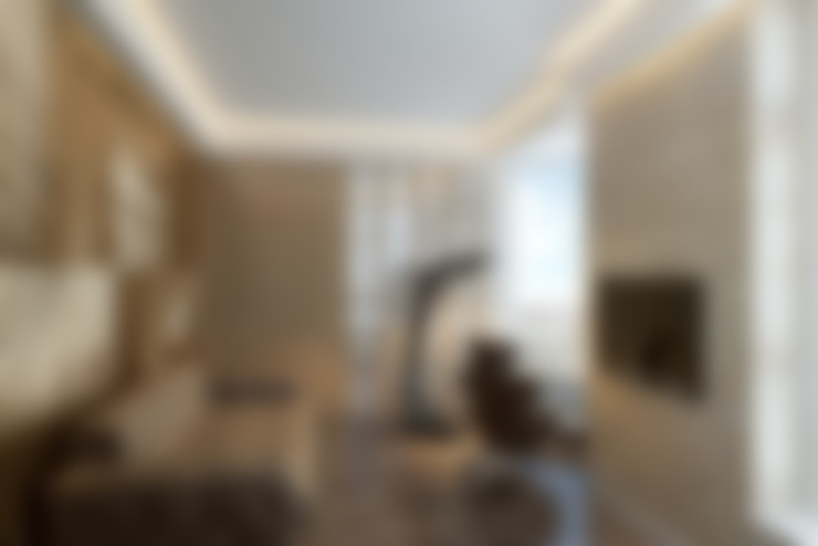 Футуристическая квартира в Москве: Рабочие кабинеты в . Автор – Cтудия дизайна Станислава Орехова