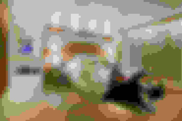 Bedroom by Tweedie+Pasquali