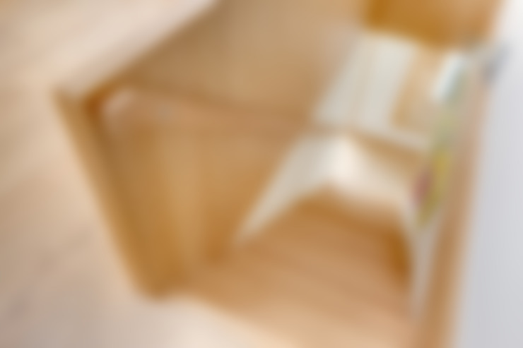Projekty,  Korytarz, przedpokój zaprojektowane przez k² Architektur