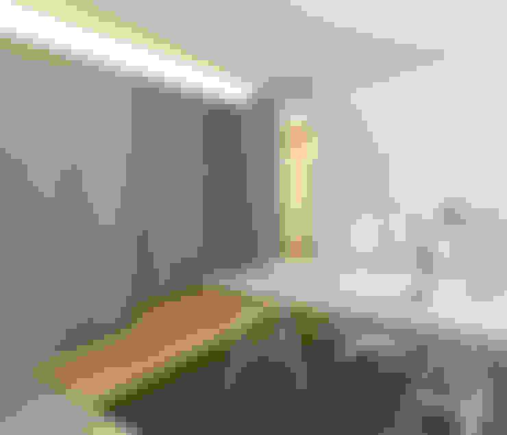 Oficinas de estilo  por Castroferro Arquitectos