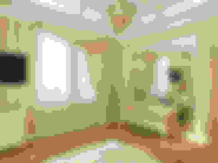 Особняк город Тобольск.: Спальни в . Автор – Tutto design