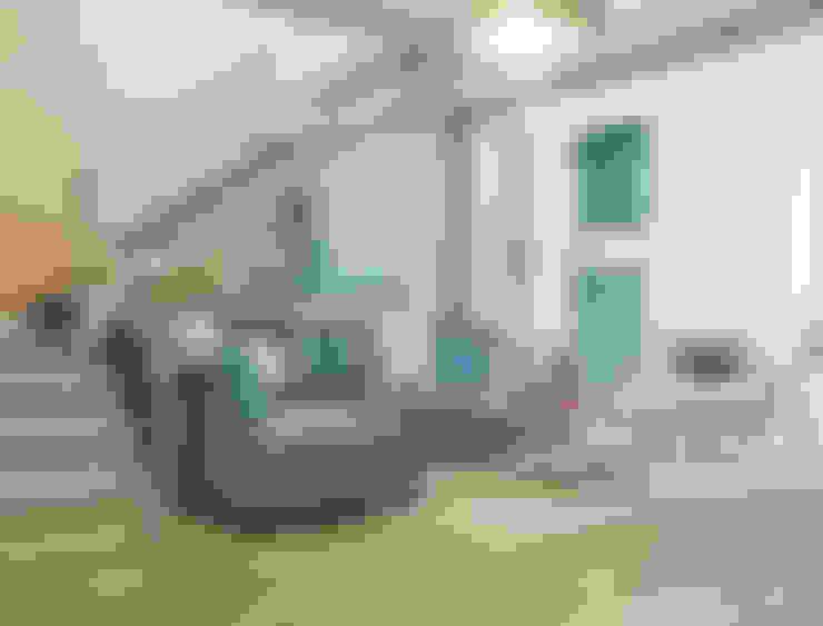 Living room by Студия дизайна Interior Design IDEAS