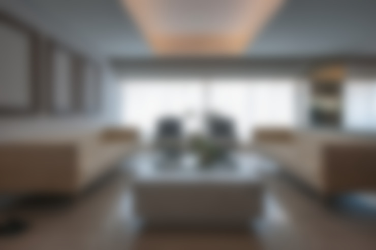Salas/Recibidores de estilo  por kababie arquitectos
