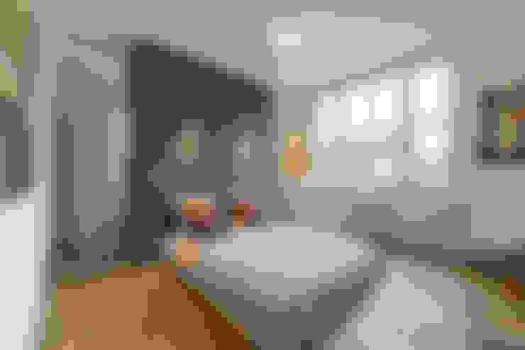 Bedroom by Will Eckersley