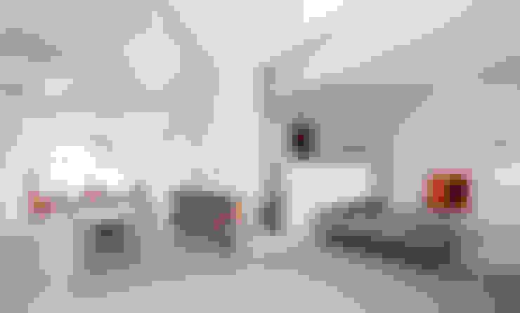 Slaapkamer door Tim Diekhans Architektur