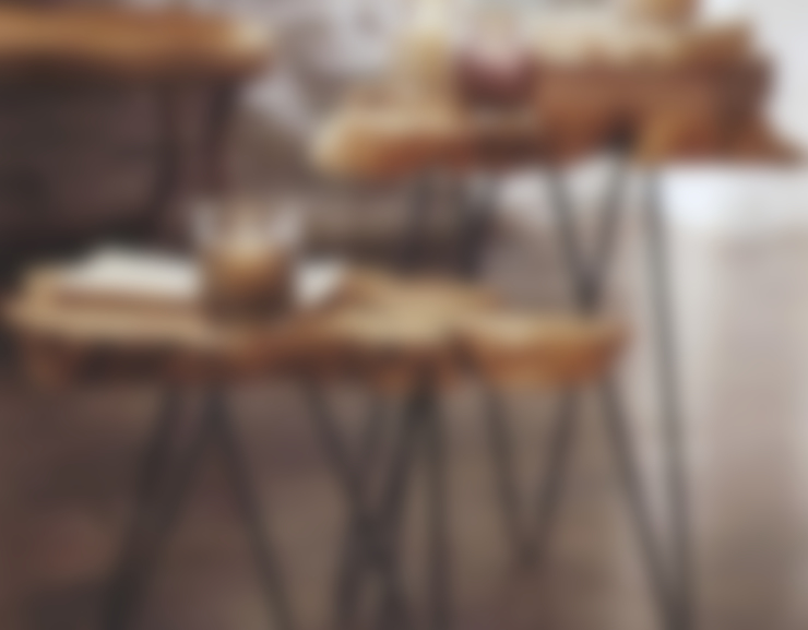 odywood – Kütük Dilim Sehpa:  tarz Oturma Odası