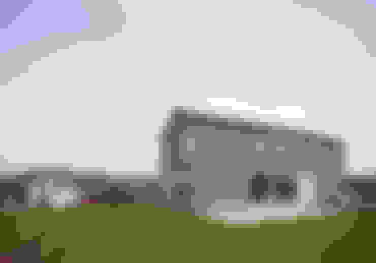 Bau Eins Architekten BDA:  tarz Evler
