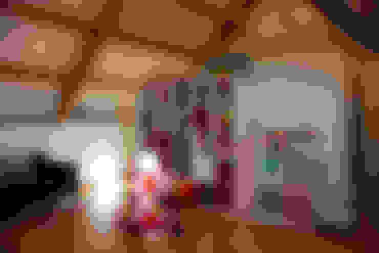 غرفة الاطفال تنفيذ The Bazeley Partnership