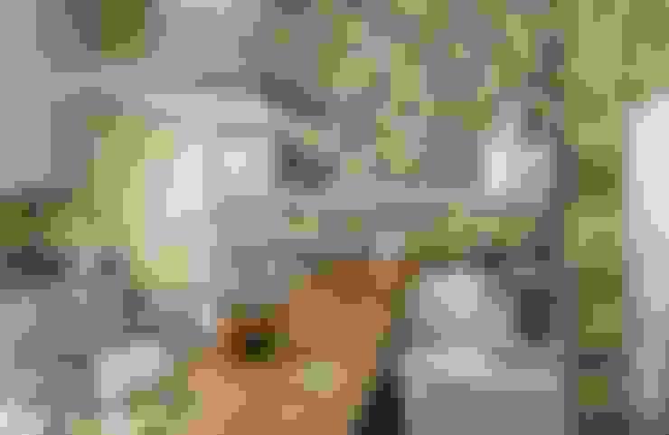 Cocinas de estilo  por INTERAZULEJO