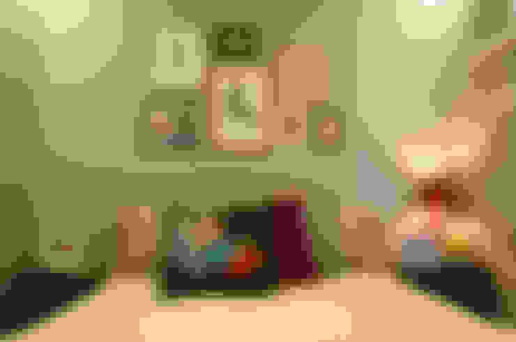 Details bedroom : Quartos  por Casa Habitada