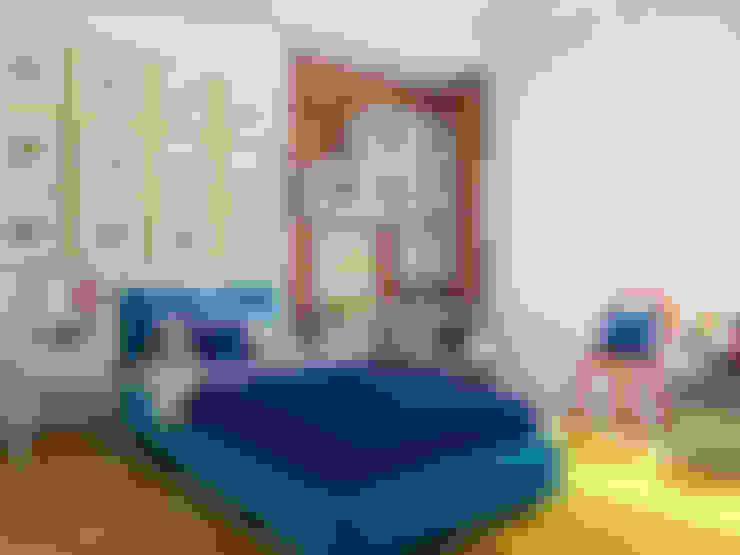 غرفة الاطفال تنفيذ Студия Антона Базалийского