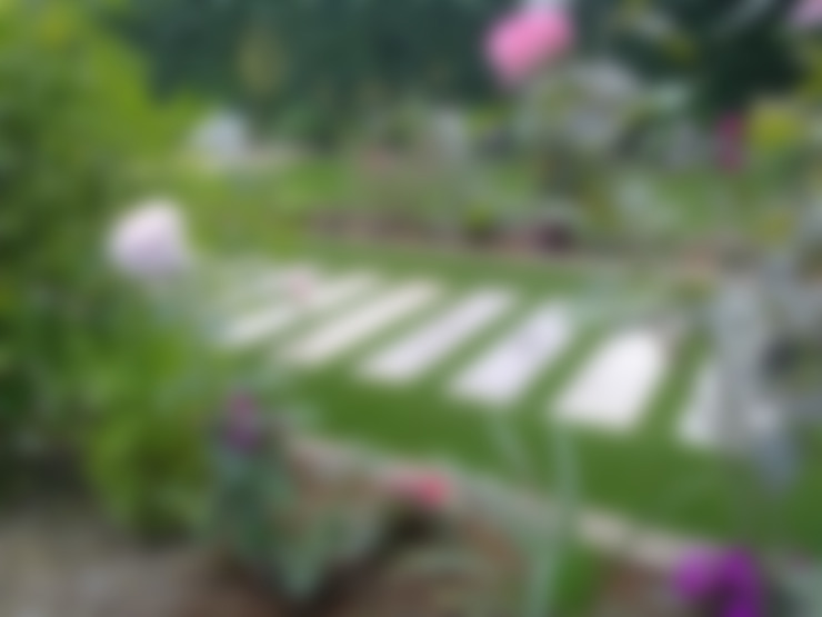 Jardines de estilo  por Ceramistas s.a.u.