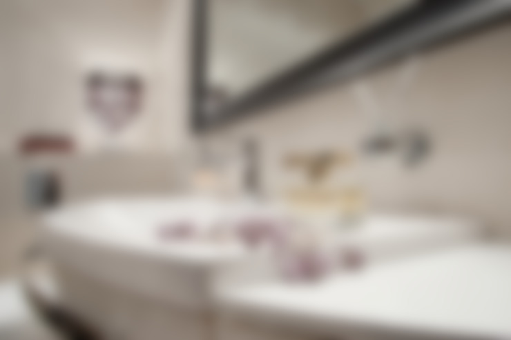 """Таганская (""""Стильная современность""""): Ванные комнаты в . Автор – Легчанова Мария"""