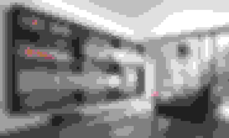 غرفة المعيشة تنفيذ Lamco Design LTD