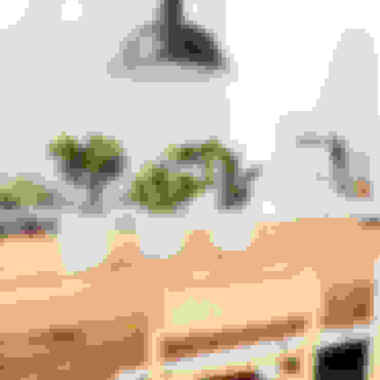 Paisajismo de interiores de estilo  por EVRGREEN Vertriebs GmbH