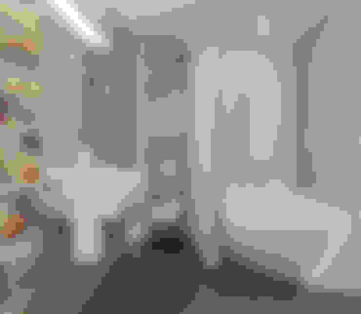حمام تنفيذ Tutto design