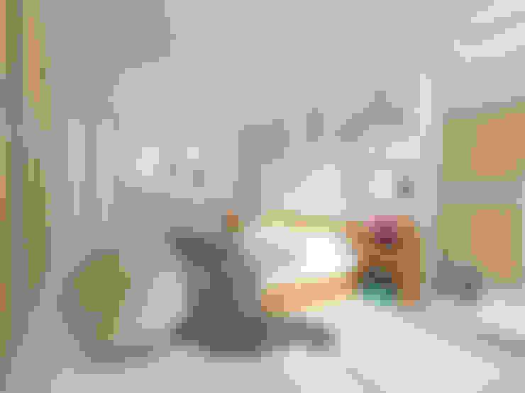 غرفة نوم تنفيذ Tutto design