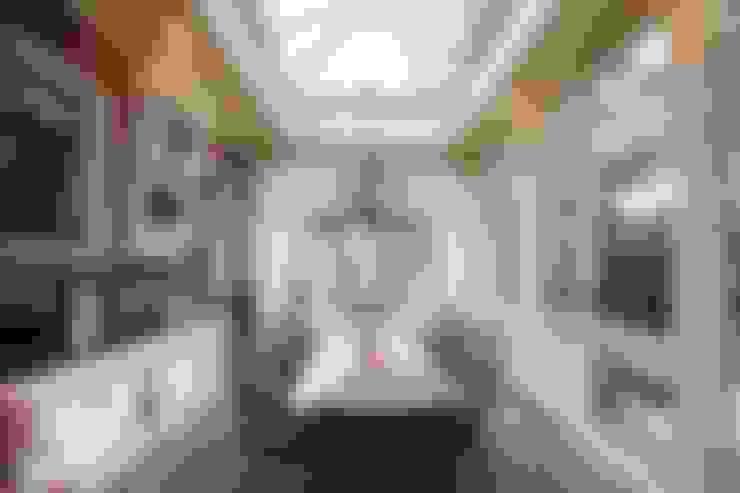 Jardin d'hiver de style  par Hampton Windows
