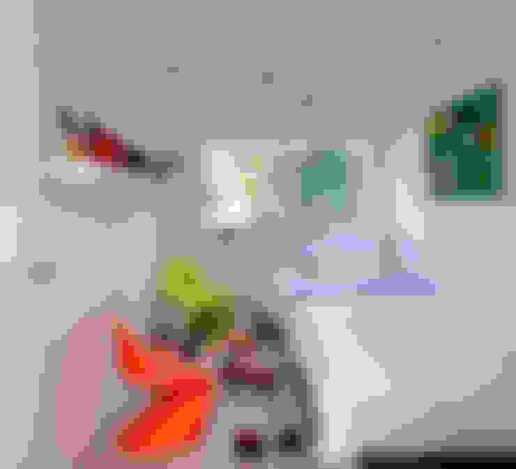Projekty,  Pokój dziecięcy zaprojektowane przez TG Studio