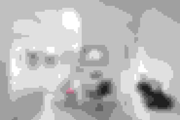 Projekty,  Sypialnia zaprojektowane przez TG Studio