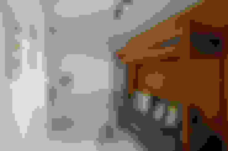 غرفة نوم تنفيذ Johnny Thomsen Arquitetura e Design