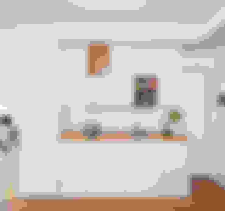 Keuken door Holzgeschichten