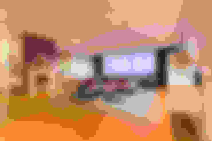 AAL Ambient Assisted Living - barrierefreie & altersgerechte Wohnung:  Wohnzimmer von AAB Die Raumkultur GmbH & Co. KG