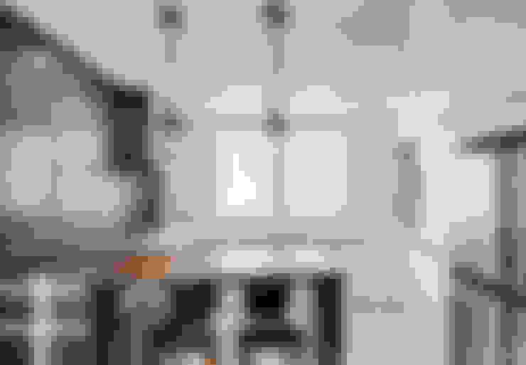 Kitchen by DK architektura wnętrz
