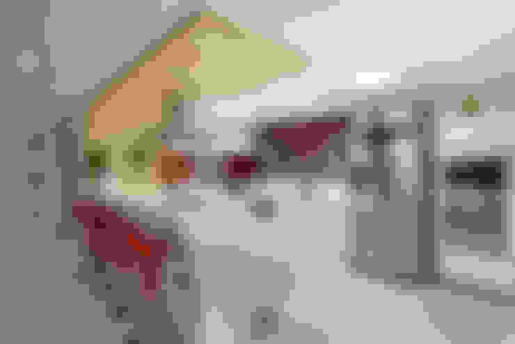 Cocinas de estilo  por Designer de Interiores e Paisagista Iara Kílaris